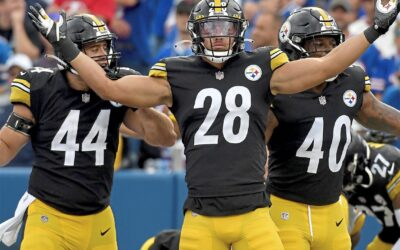 Woche 1 Buffalo Bills – Pittsburgh Steelers
