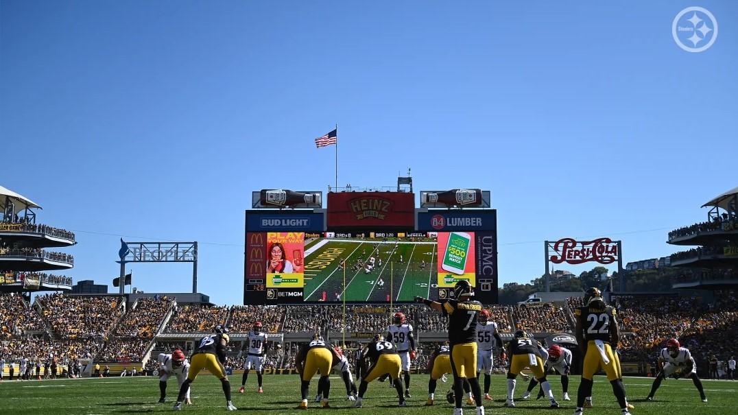 Pittsburgh Steelers – Cincinnati Bengals